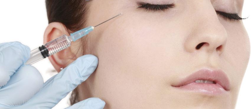 Injectarea de Toxina Botulinica